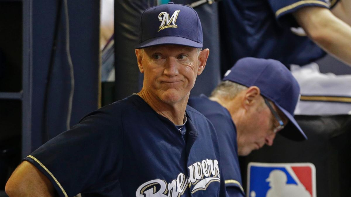 PRESS RELEASE AND ANALYSIS: Brewers Fire Roenicke